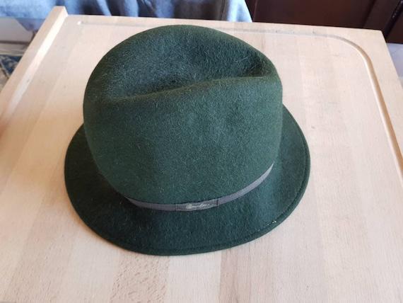 80s Borsalino traveller hat