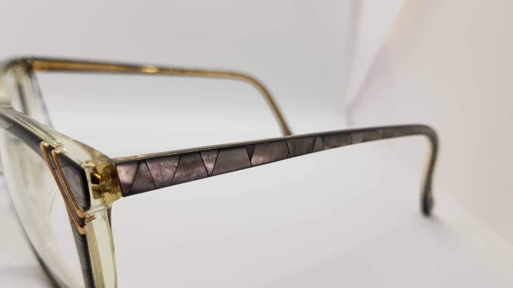 Vintage NOS 80s versace 426 made in italy sunglasses
