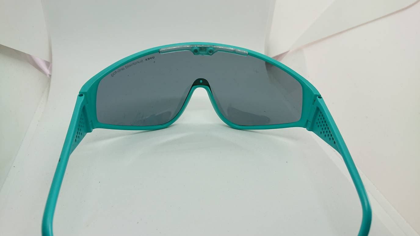 80's UVEX Sunshield Anti-Fog made in West Germany