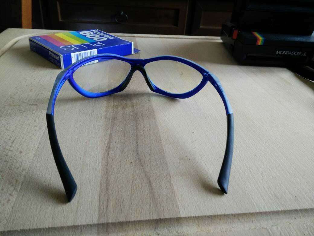 90s Briko Lucifer made in italy cycling sunglasses