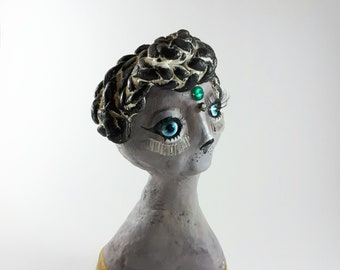 Fiona OOAK Sculpture