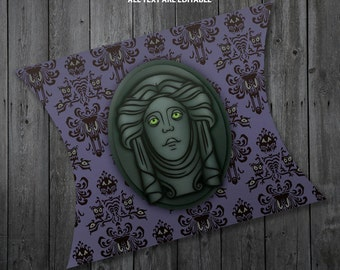 The Haunted Mansion Pillow Boxes