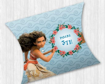 Moana Pillow Boxes