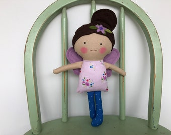 Fairy Doll, perfectly sized for small hands!