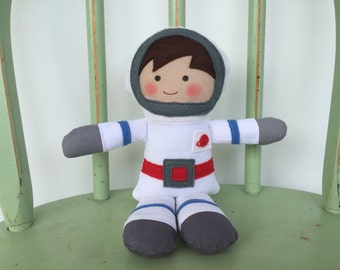 Astronaut, Spaceman rag doll, perfect for imaginative play!