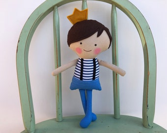Little Prince Doll, perfectly sized for small hands!