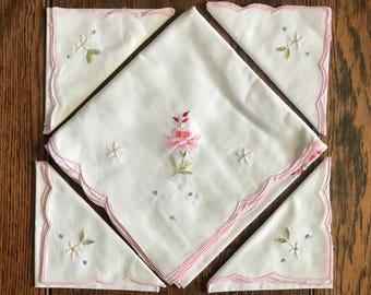 Tablecloth & 4 Napkins