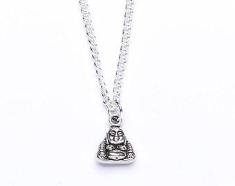 Buddha Necklace | Buddhist  Necklace | Spiritual Jewellery | Buddha Charm Jewellery