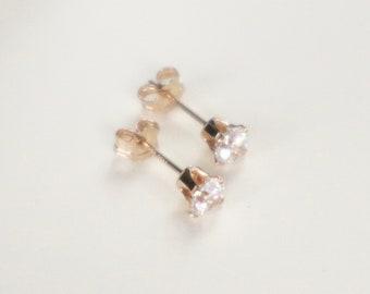 HARPER Earrings (Clear)