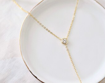 The MIA Lariat Necklace