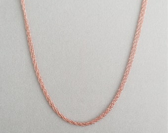 Rose Gold GISELLE Choker