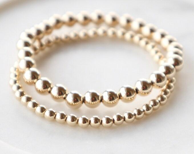 Featured listing image: SARAH Stretch Bracelet (2 Sizes)