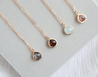 KRISTEN Necklace (Multiple Colors)