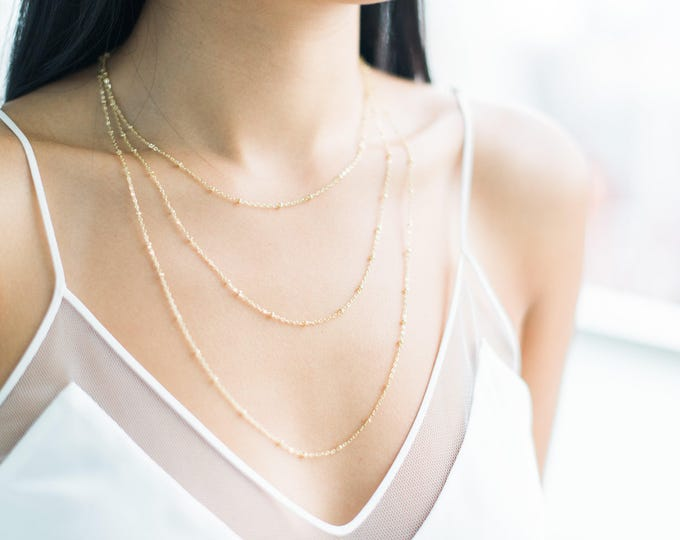 The [ A D D I S O N ] Necklace