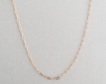 Long Chain Necklaces