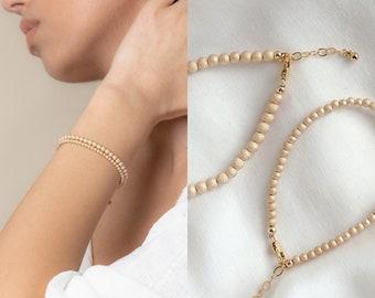 CELESTE Clasp Bracelet
