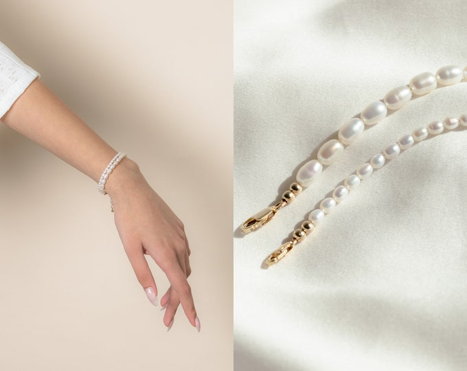 Featured listing image: MARGAUX Clasp Bracelet