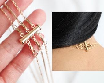 Necklace Detangler Clasp