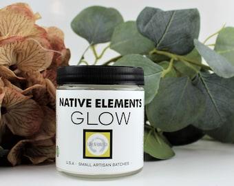 Tallow Facial Cream - Deep Moisture - Night Cream - Glow - Anti-aging, Tallow, Wrinkle Cream, Non-Toxic, Natural Grass-fed, Elder N Honey
