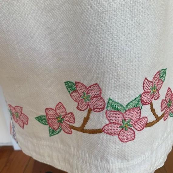 Vintage Embroidered Dress - image 6