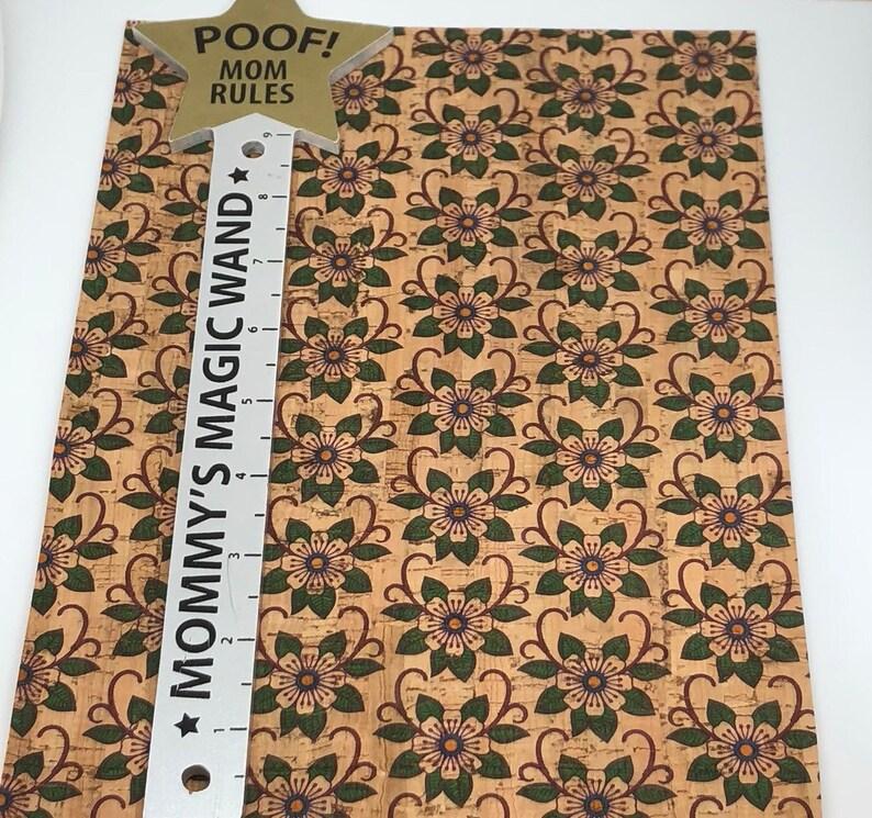 Golden Pearl Cork Fabric 0.85mm