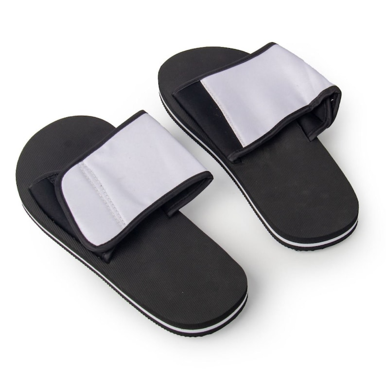 sublimation blanks diy slippers sublimation slippers image 0