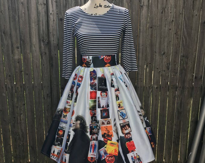 Hanson Fan Album Border Skirt