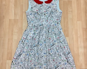 Christine Nursing Friendly Science Dress
