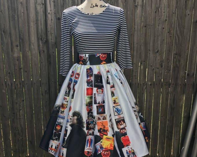 Hanson Fan Album Border Skirt