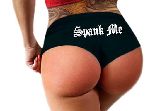 Spanking Girls Ass