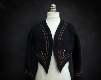Vintage Girls Marching Jacket or Theatre Jacket.
