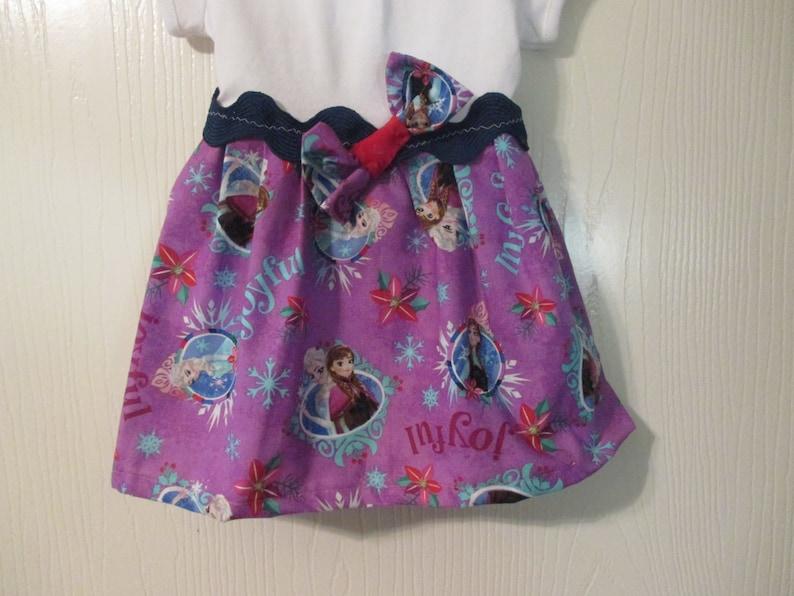 Adorable dress for girls Seasonal wear SALE Christmas dress sizes 18-24 months by Mvious Da/'Zigns