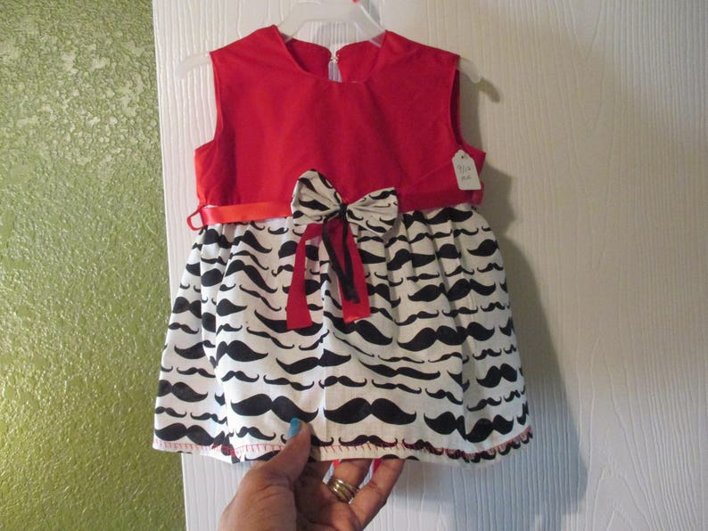 Girl/'s adorable sleeveless dress pictures church and special occasions handmade by Mvious Da/'Zigns great dress for birthdays