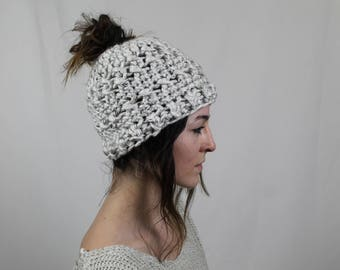 Hat with hole on top  c2c1e6fc611