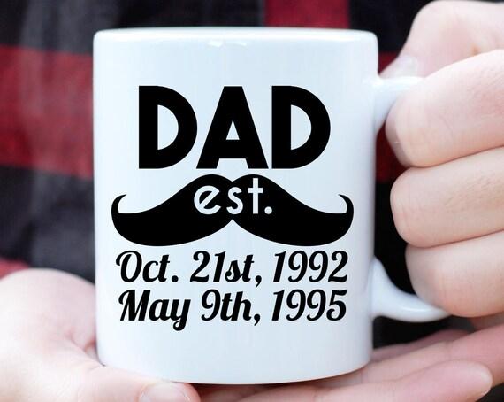 Personalized Dad Mug