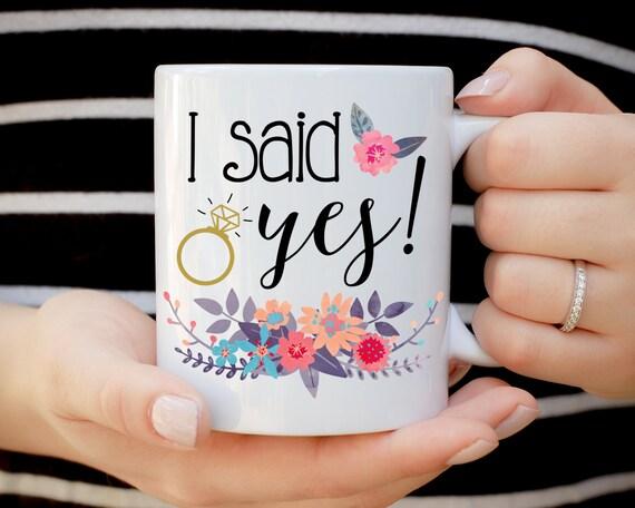 I said Yes Mug