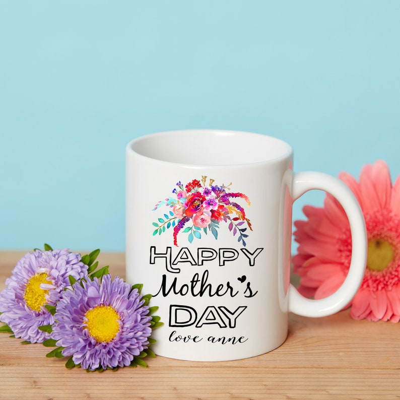 Mom MugGift Mother's IdeaPersonalized Custom Mothers For Mug GiftCoffee MomFunny Day H92IYDWE