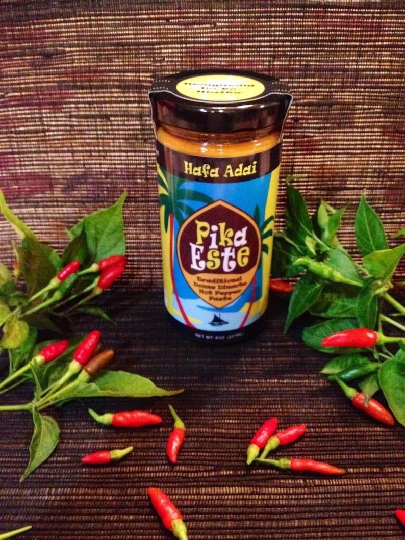 02bd045ae Hot Pepper Paste 8oz Donne Dinanche Donne  sali pepper