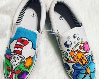 2cd30b3598 Dr seuss shoes