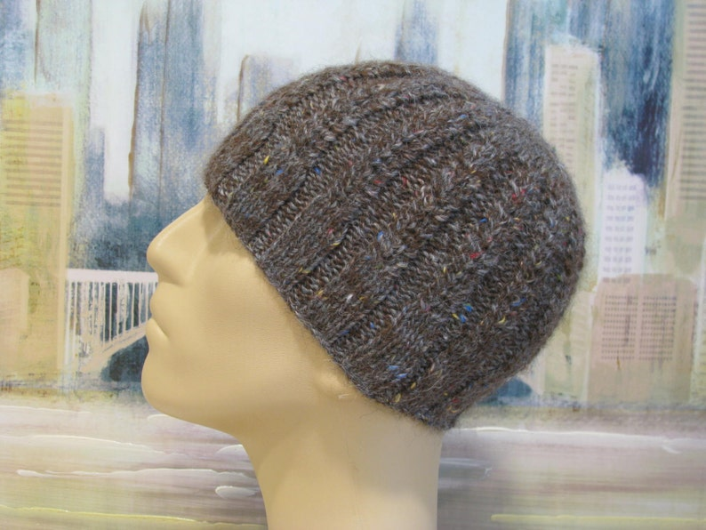 ef8428d72dc Men s Hat Pattern  Jack  Men s Knitted Hat