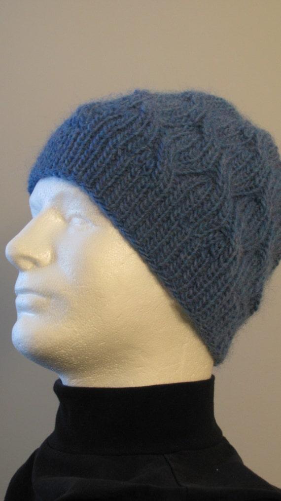 Knitting Pattern For Mens Knitted Hat Dane