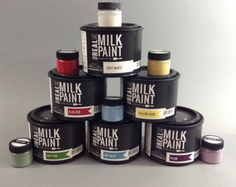 Milk Paint, a Natural Finish by the Real Milk Paint Company