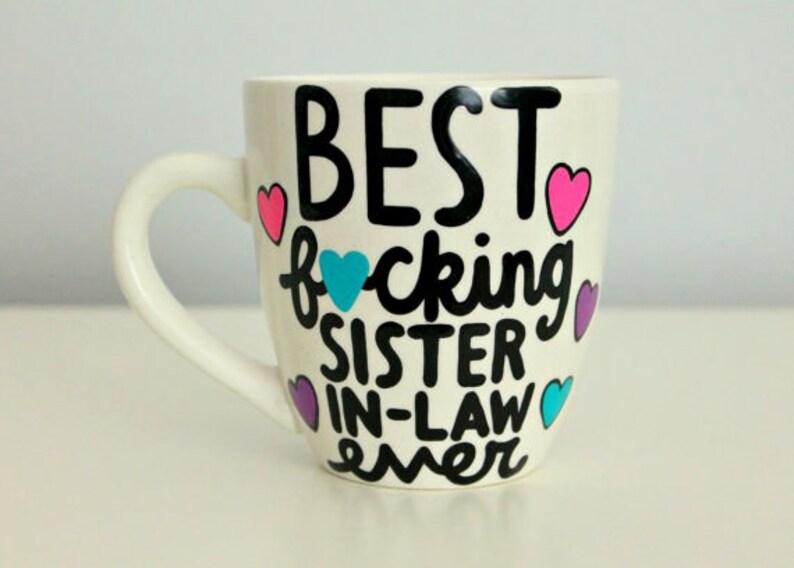 Sister In Law Mug Birthday Gift
