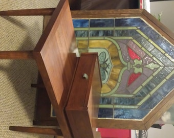 MCM End table, American of Martinsville
