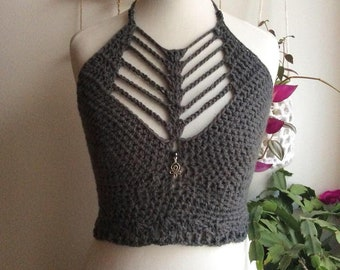 Crop Top Häkeln Etsy