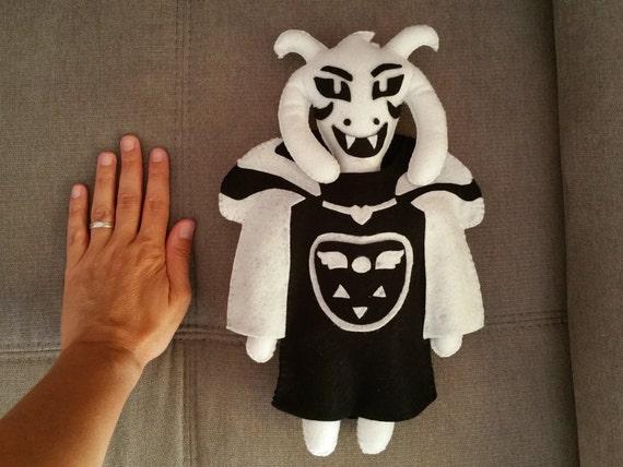 Handmade plush 13