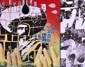 Bindi Zapata, psychedelic...