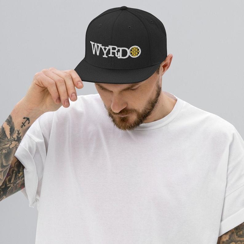 Wyrdo  Yupoong Snapback Hat image 0