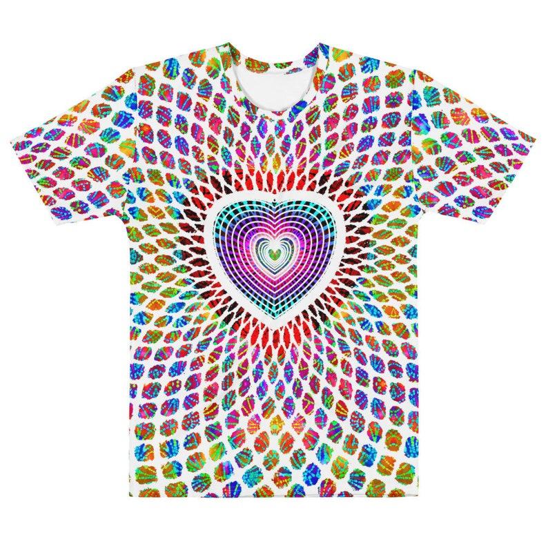 Happie's Pattern  T-shirt image 0