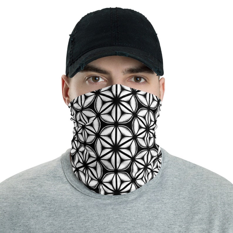 Geometry 2  Neck Gaiter/Buff/Headband image 0